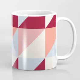Trio (maroon) Coffee Mug