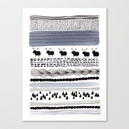 Pattern / Nr. 1 Canvas Print