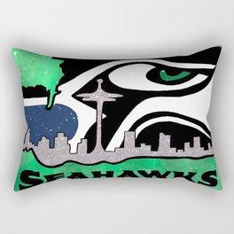 12th Man Rectangular Pillow