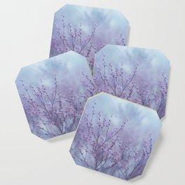 Pale Spring Coaster