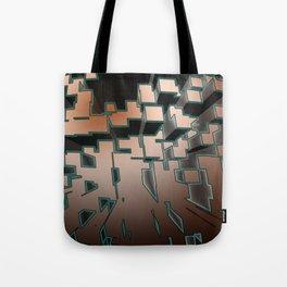 Neon Extrusion Tote Bag