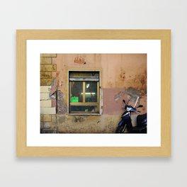 ROME 10 Framed Art Print