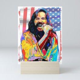 bob seger album 2020 ansel9 Mini Art Print