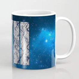 Episode 7 Fan Art Deathstar Logo Coffee Mug