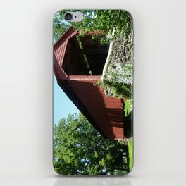 A Bridge in the Country iPhone Skin