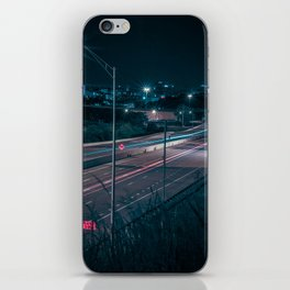 Chattanooga at Night iPhone Skin