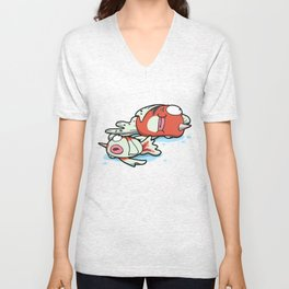 Pokémon - Number 118 and 119 Unisex V-Neck