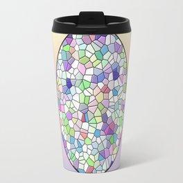 Mosaic Egg Travel Mug