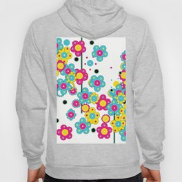 Flower Power Shower Hoody