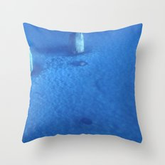 Ice Forest Throw Pillow
