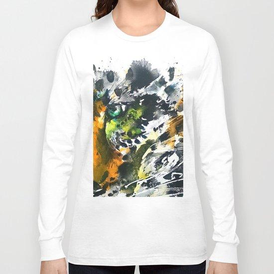 Eye of the Leopard Long Sleeve T-shirt