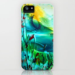 Cornpoppy iPhone Case