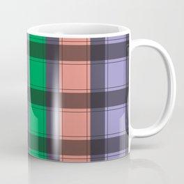 Spring Fling Plaid Coffee Mug