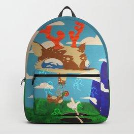 DeerHead Backpack