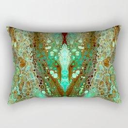 mirror 9 Rectangular Pillow