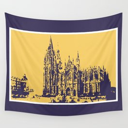 Cologne Cathedral Koelner Dom Wall Tapestry