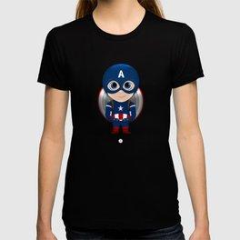 Comic Kids, Series 1 - Junior America T-shirt