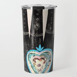 Heart in your hand Travel Mug