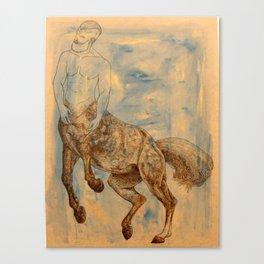 Centaur Canvas Print