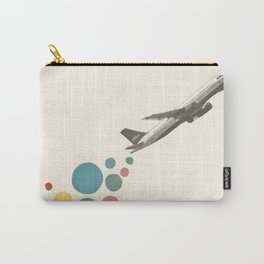 Leaving on a Jet Plane Carry-All Pouch