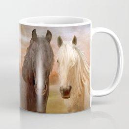 Stallions Of Destiny Coffee Mug