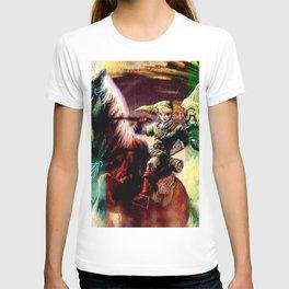 Zelda legend T-shirt