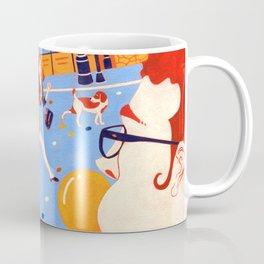 Bubble Gum Street! Coffee Mug