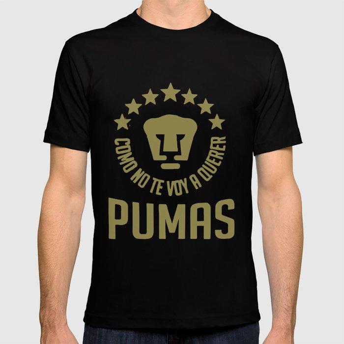 e004e820c96 Pumas Unam Mexico Camiseta Jersey Futbol Soccer Universidad Liga Mx Mexico  T-Shirts T-shirt