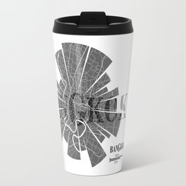 Bangkok Map Travel Mug