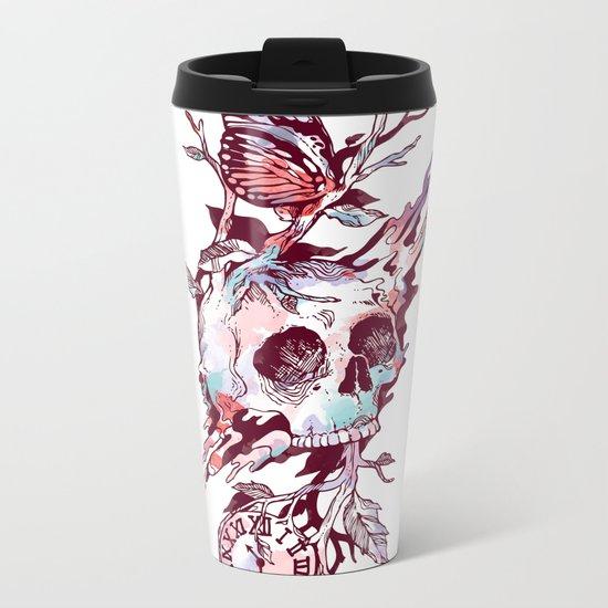 Mors et Natura 2.0 Metal Travel Mug