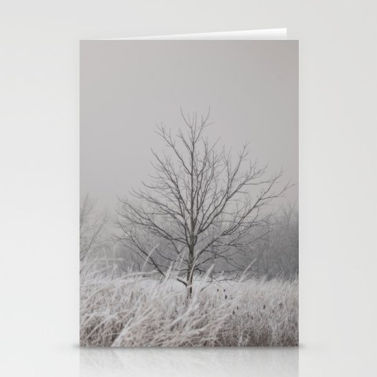Wintered Stationery Cards