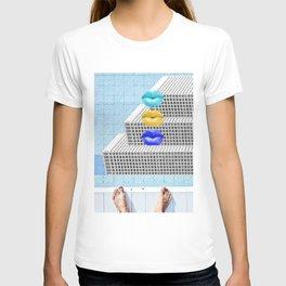 concrete dreams T-shirt