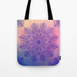 Mild Mandala Tote Bag