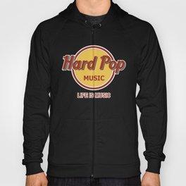 Hard Pop Music Hoody