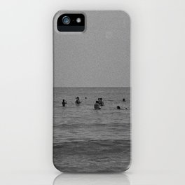 French Ocean iPhone Case