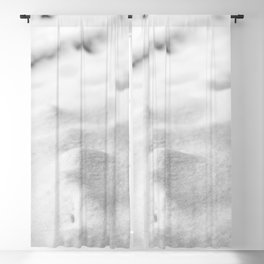 Snow Close up // Winter Landscape Powder Snowing Photography Ski Snowboarder Snowy Vibes Blackout Curtain