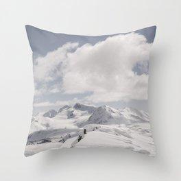 Whistler Summit Throw Pillow