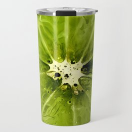 Lime Travel Mug
