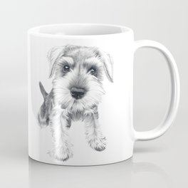 Schnozz the Schnauzer Coffee Mug