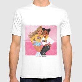 sorority gorls T-shirt