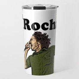 Zach de la Rocha Travel Mug