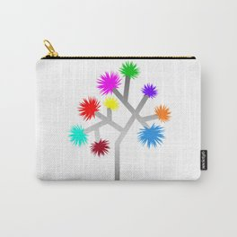 Joshua Tree Pom Poms by CREYES Carry-All Pouch