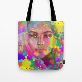 Apparition of Beauty Tote Bag