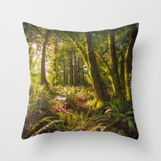 Redwood Regional Throw Pillow