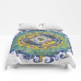 Dynama Sri Yantra Comforters