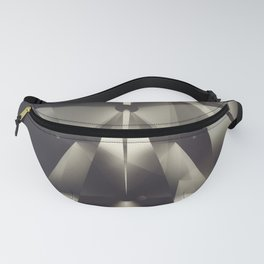 Through The Hardened Bits Fanny Pack