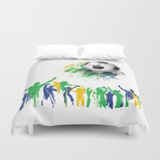 World Cup Fever Duvet Cover