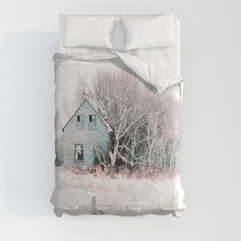 Tattered Curtains Comforters