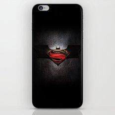 Superman iPhone & iPod Skin
