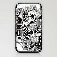 Cube-ular iPhone & iPod Skin